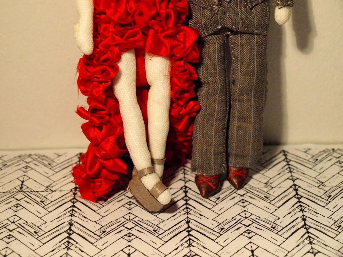 juliette et jp mariage poupée gabrielle aznar 8
