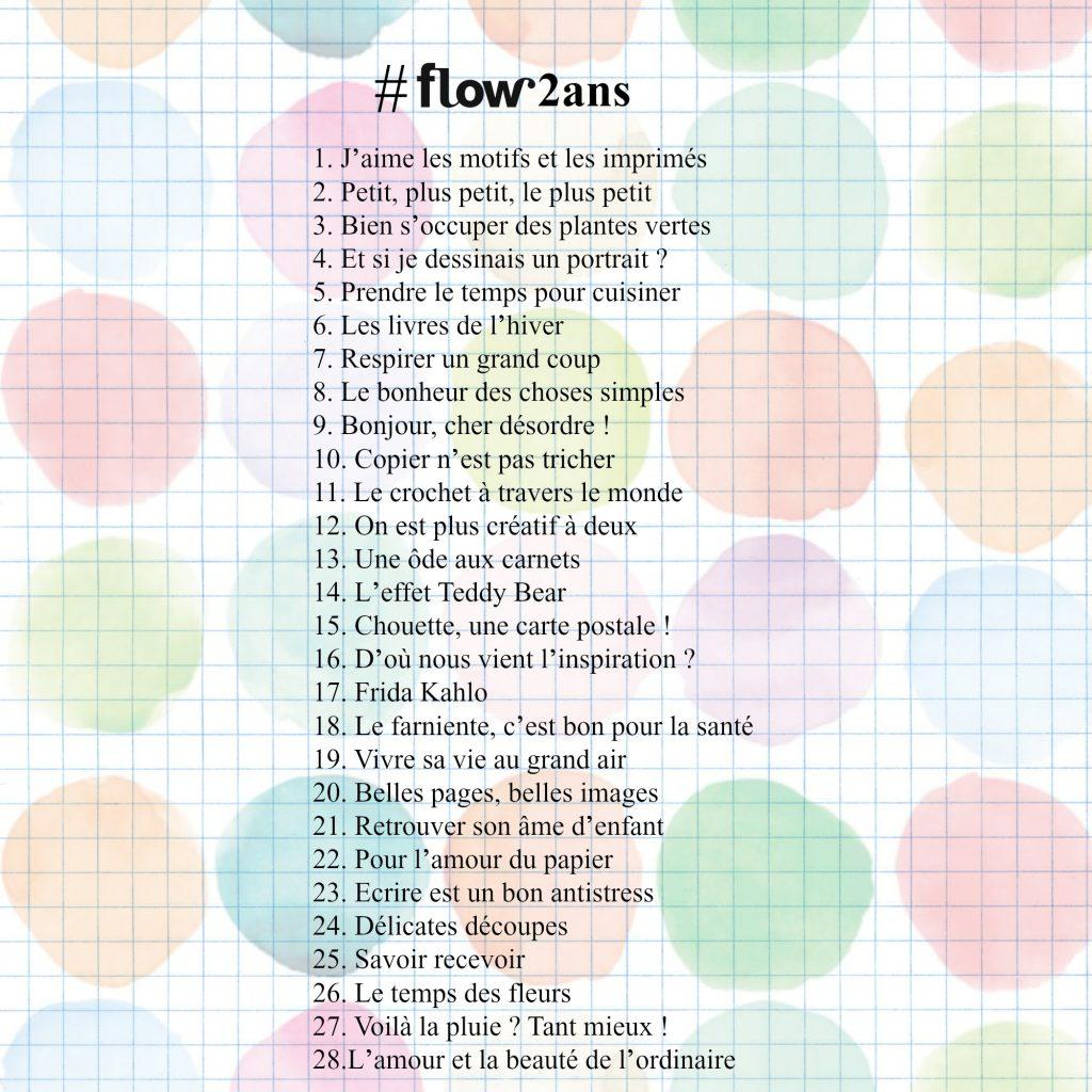 2017 challenge flow 2 ans